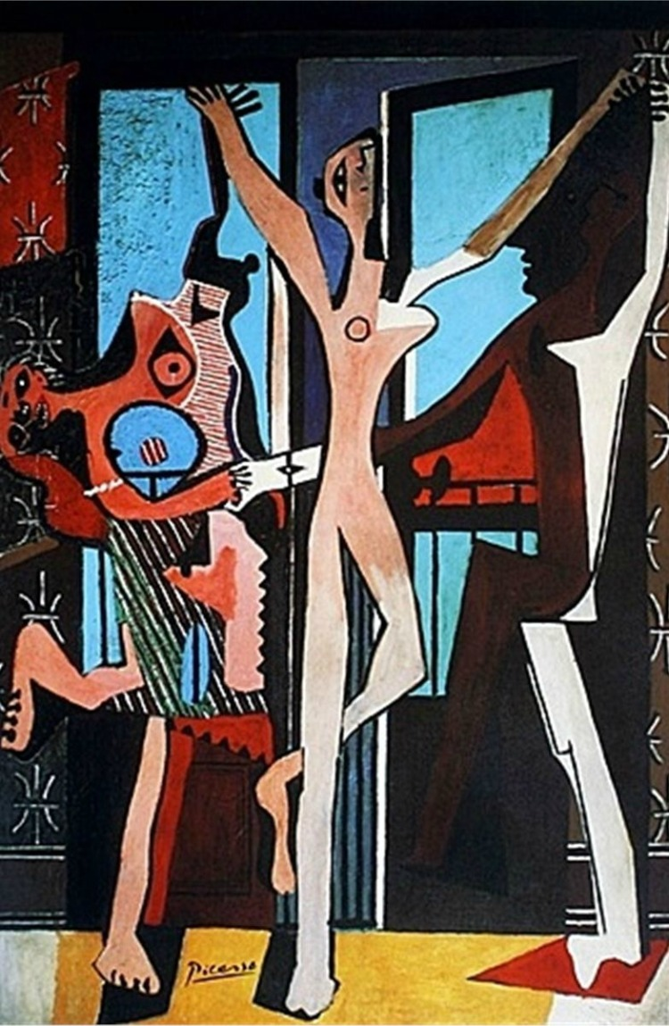 the dance picasso