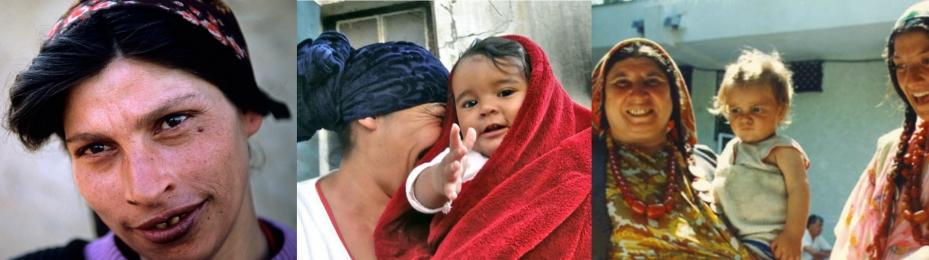 romani_gipsy mothers